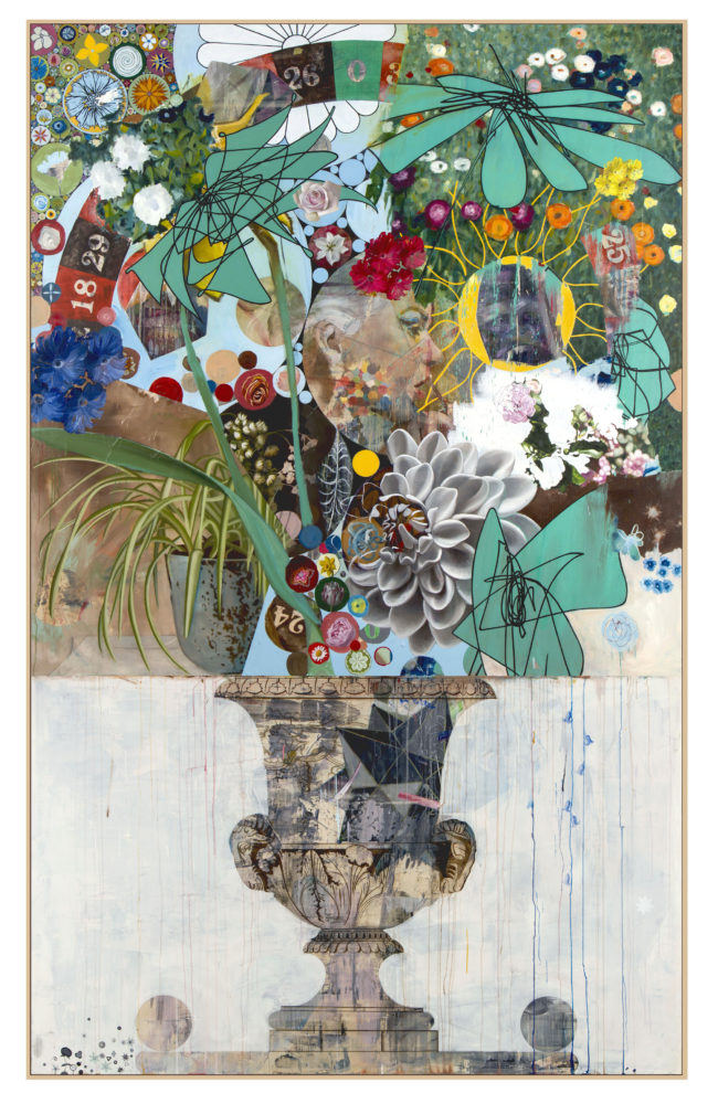 Keith Tyson — Galerie Georges-Philippe & Nathalie Vallois