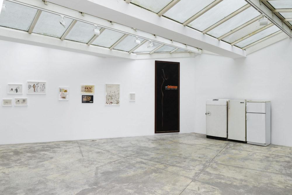 Lázaro Saavedra — Galerie Georges-Philippe & Nathalie Vallois
