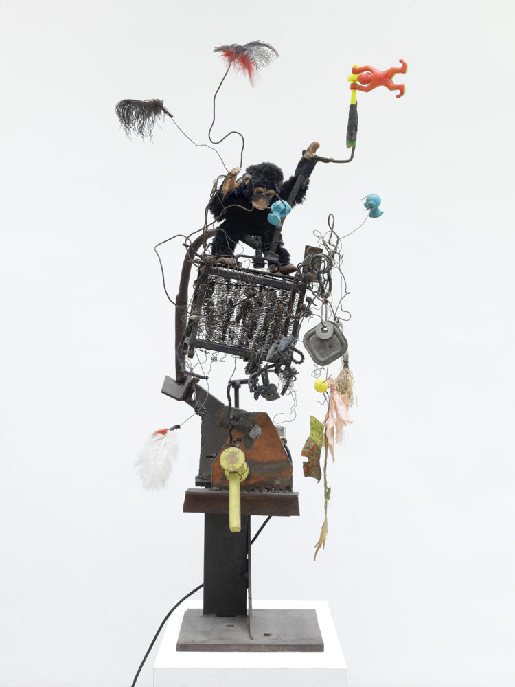 Jean Tinguely — Galerie Georges-Philippe & Nathalie Vallois