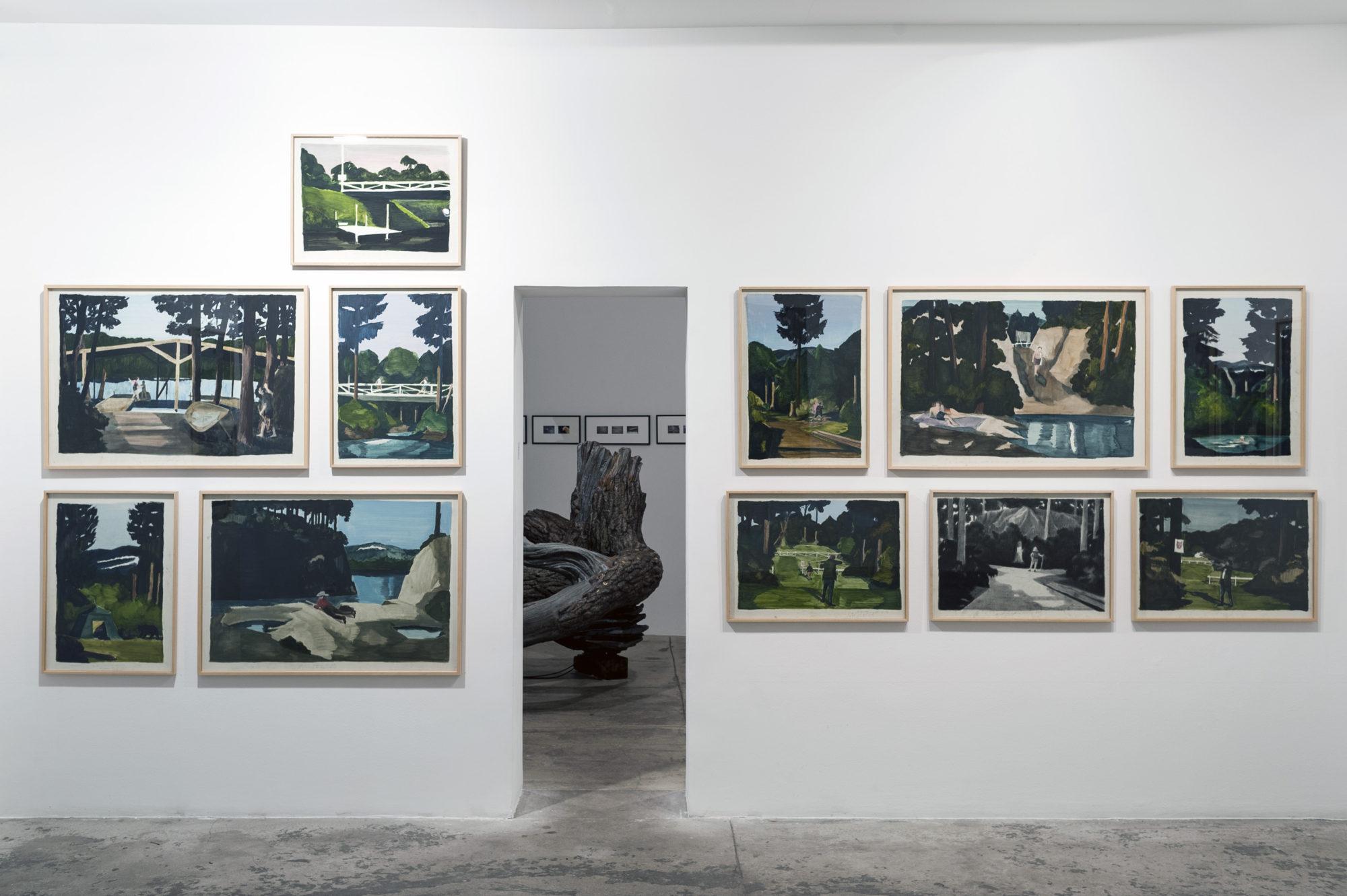 Pierre Seinturier — Galerie Georges-Philippe & Nathalie Vallois