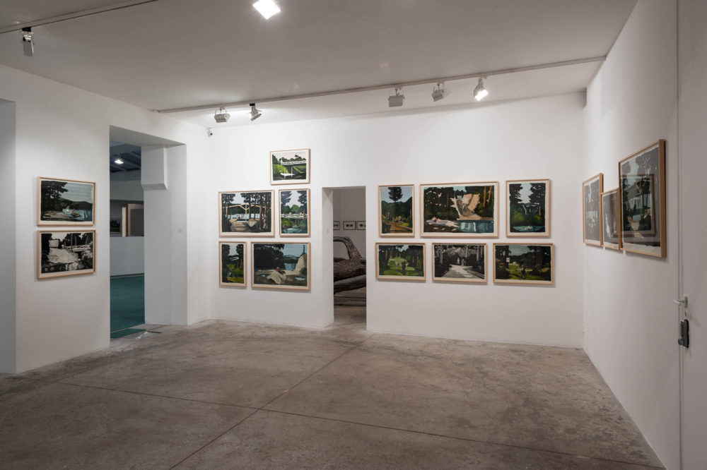 I was born to have Adventure - Galerie Georges-Philippe & Nathalie Vallois