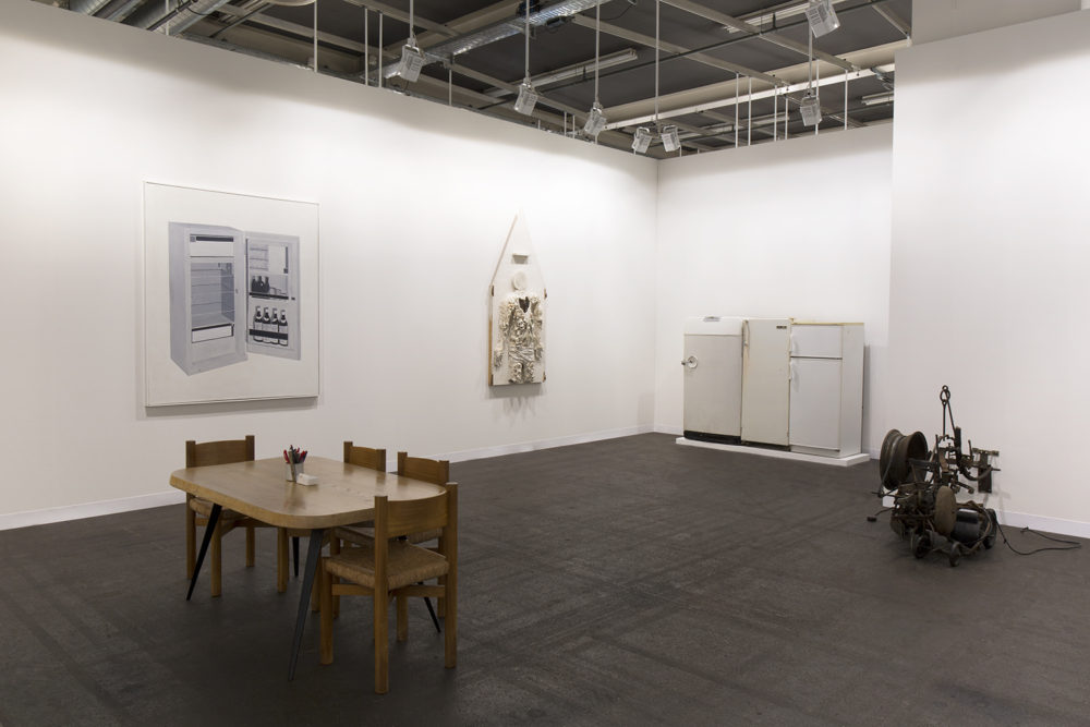 Art Basel 2018 — Galerie Georges-Philippe & Nathalie Vallois