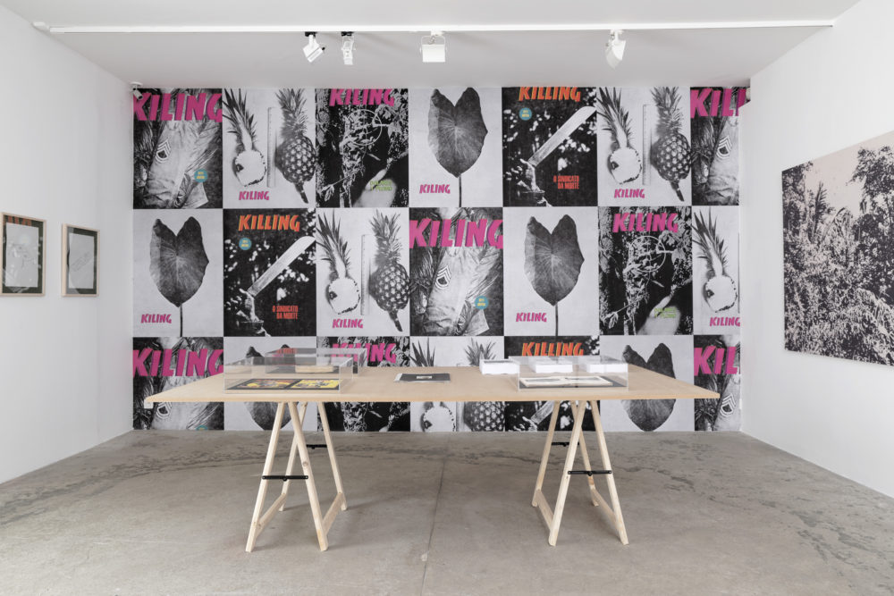Operaciones en la selva - Galerie Georges-Philippe & Nathalie Vallois