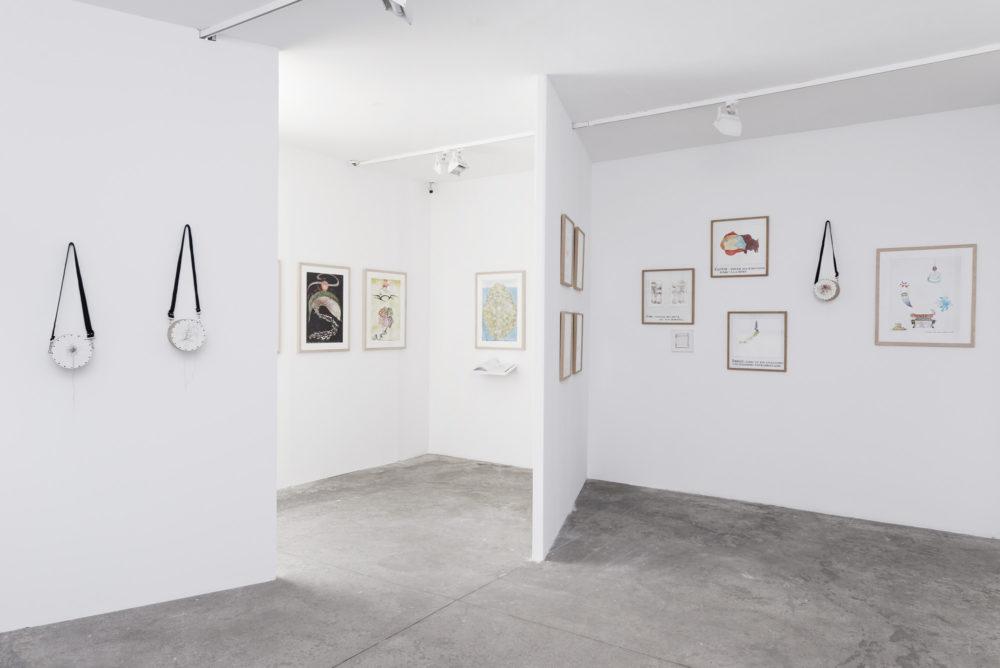 IDIOSE - Galerie Georges-Philippe & Nathalie Vallois