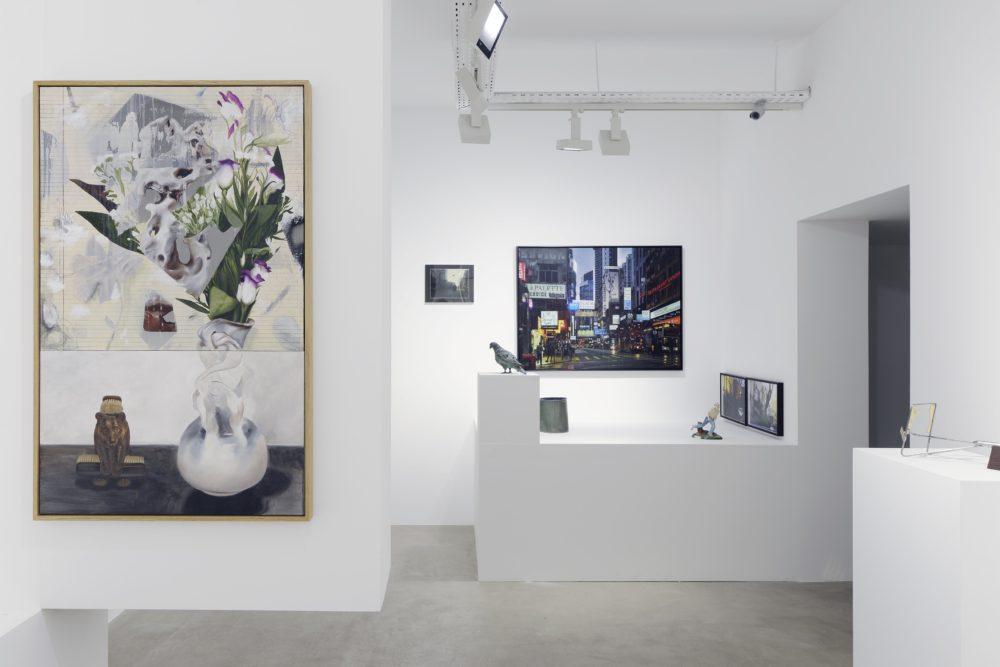 CONTRE-ALLÉES - Galerie Georges-Philippe & Nathalie Vallois