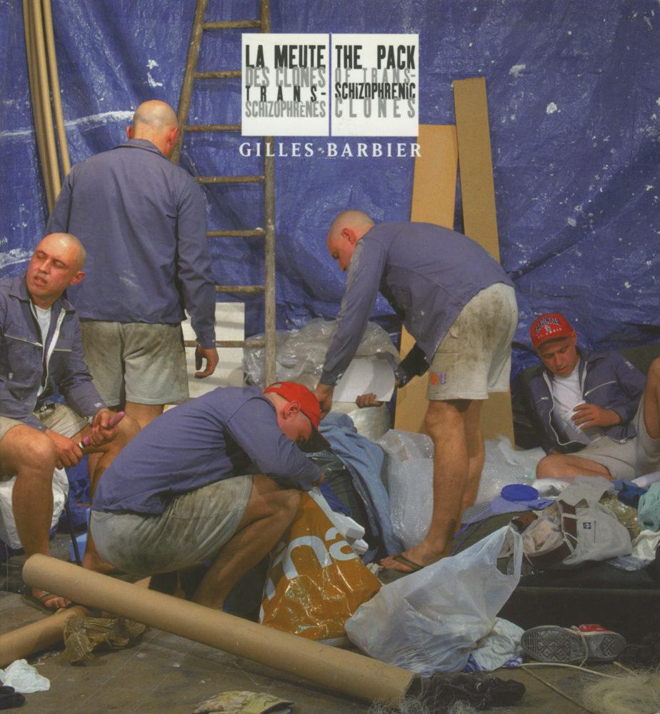 La meute des clones trans-schizophrènes - Galerie Georges-Philippe & Nathalie Vallois