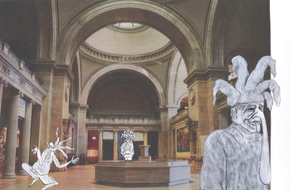 Julien Bismuth — Galerie Georges-Philippe & Nathalie Vallois