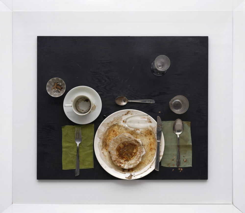Daniel Spoerri — Galerie Georges-Philippe & Nathalie Vallois