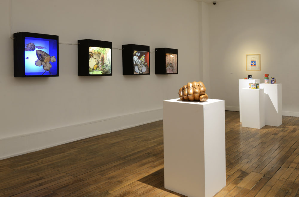 Winshluss — Galerie Georges-Philippe & Nathalie Vallois