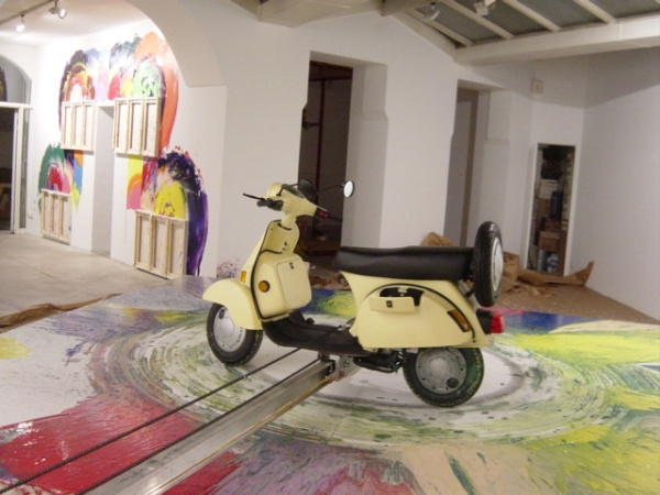 Brouillon auto - Galerie Georges-Philippe & Nathalie Vallois