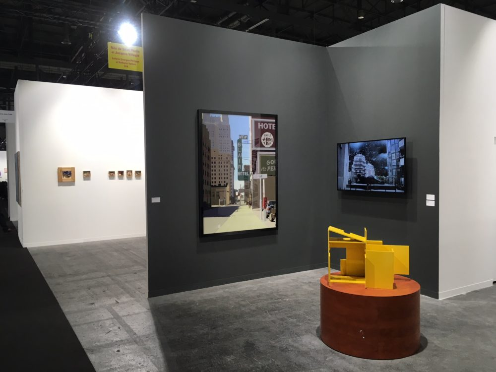 Art Genève 2018 — Galerie Georges-Philippe & Nathalie Vallois