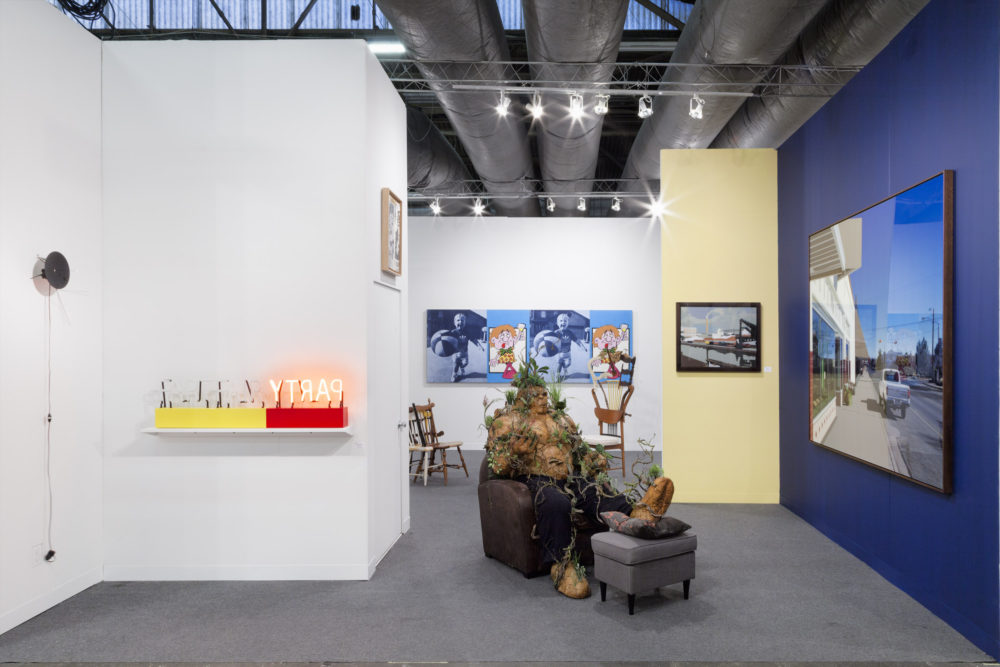 The Armory Show 2015 — Galerie Georges-Philippe & Nathalie Vallois
