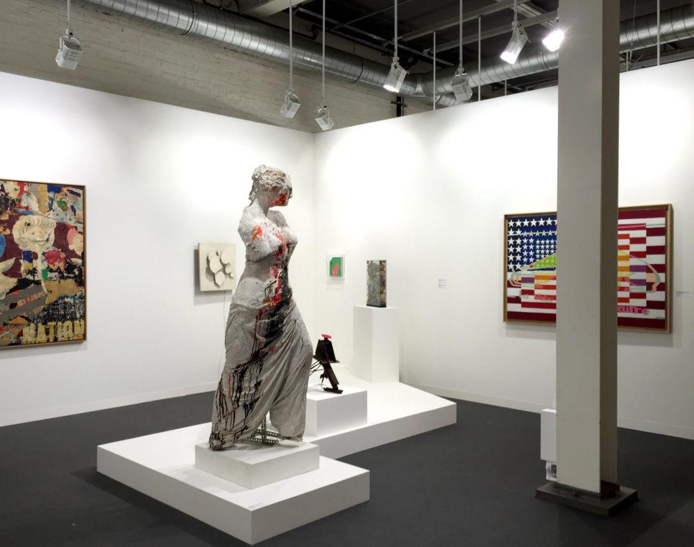 Art Basel 2015 — Galerie Georges-Philippe & Nathalie Vallois