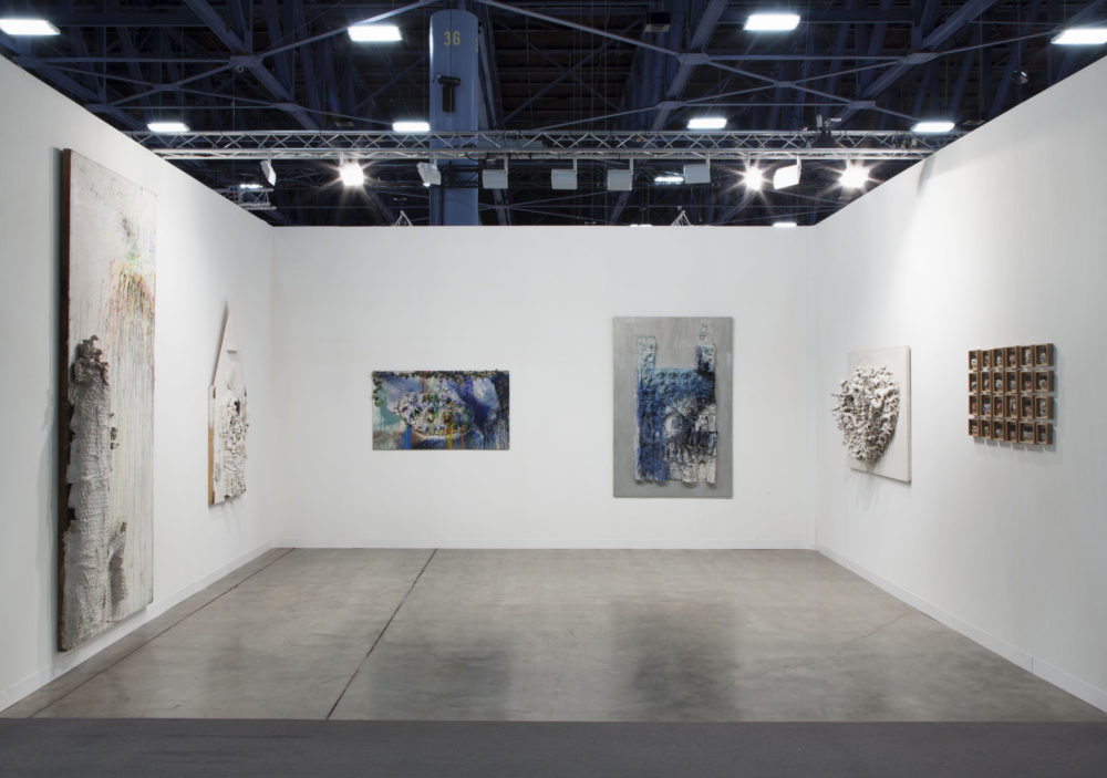 Art Basel Miami 2014 — Galerie Georges-Philippe & Nathalie Vallois