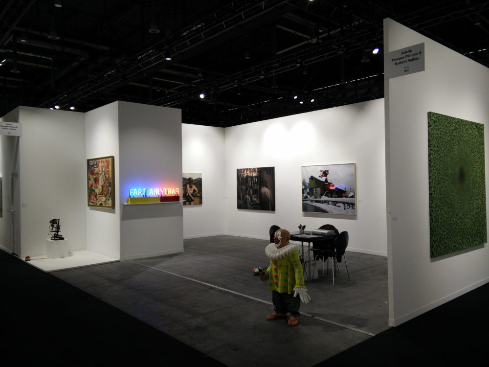 Art Genève 2017 — Galerie Georges-Philippe & Nathalie Vallois