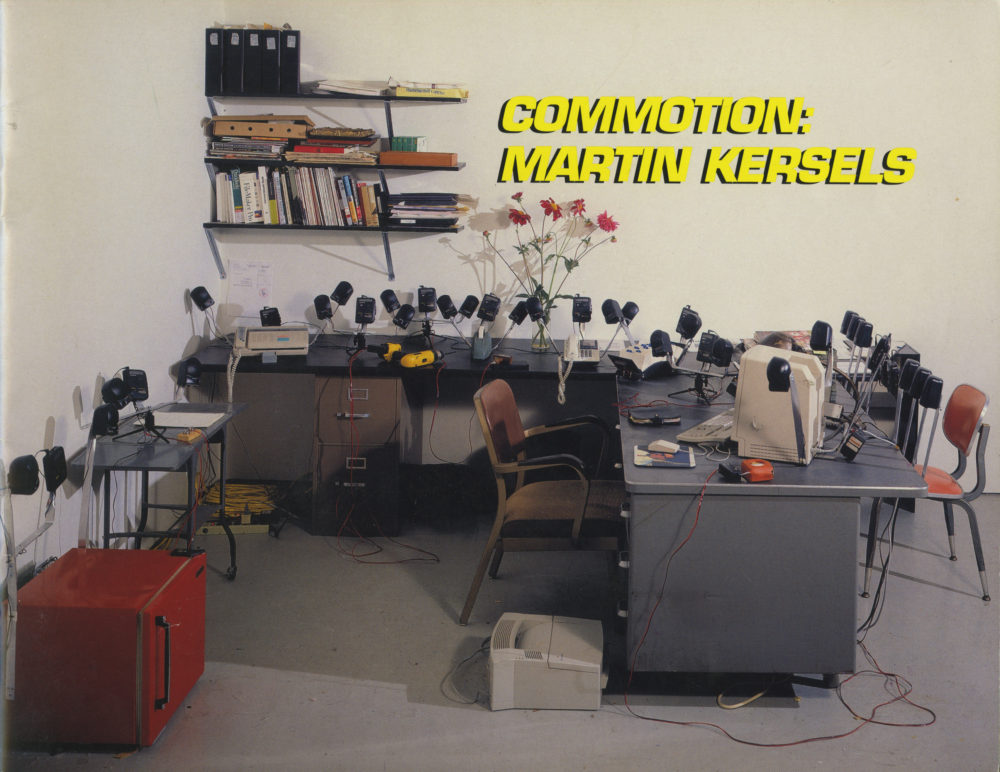 Commotion - Galerie Georges-Philippe & Nathalie Vallois