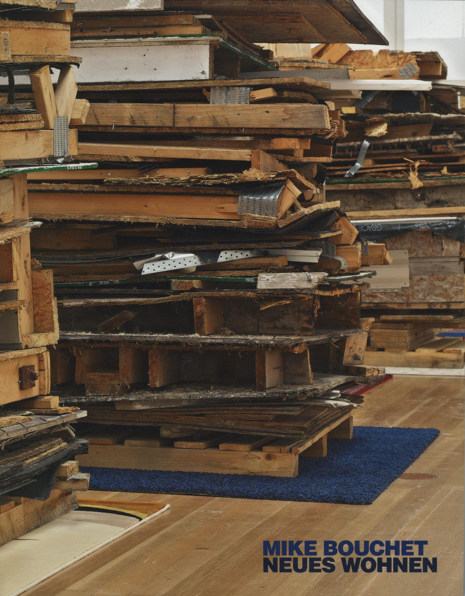 Mike Bouchet / Neues Wohnen - Galerie Georges-Philippe & Nathalie Vallois