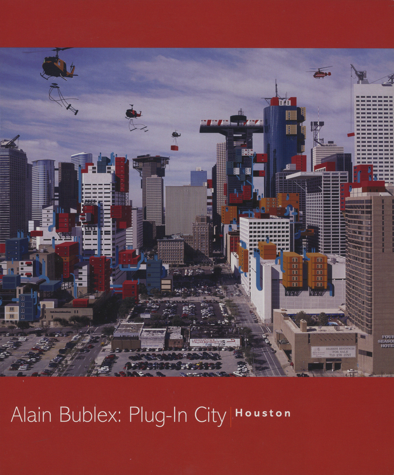 Plug-in City - Galerie Georges-Philippe & Nathalie Vallois