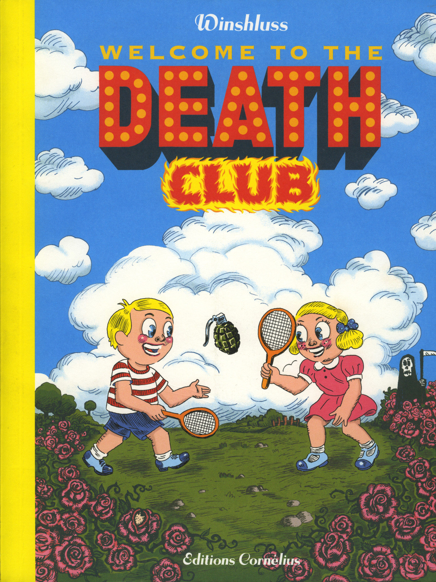 Welcome to the Death club - Galerie Georges-Philippe & Nathalie Vallois
