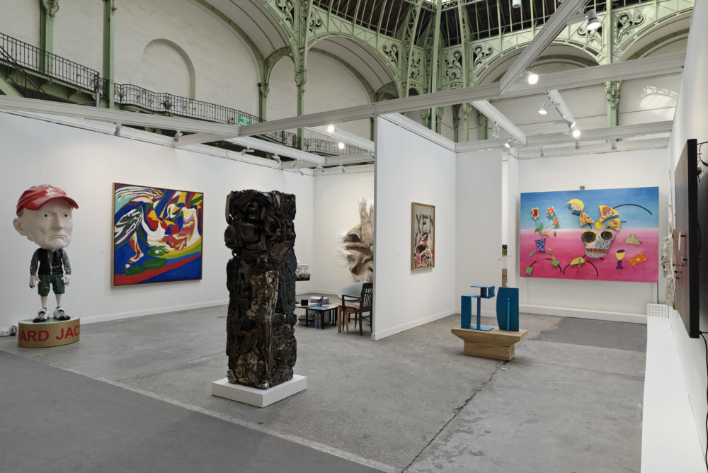 FIAC 2014 — Galerie Georges-Philippe & Nathalie Vallois