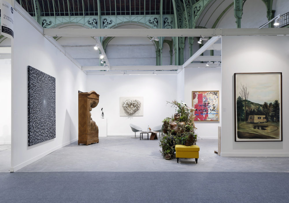 FIAC 2015 — Galerie Georges-Philippe & Nathalie Vallois