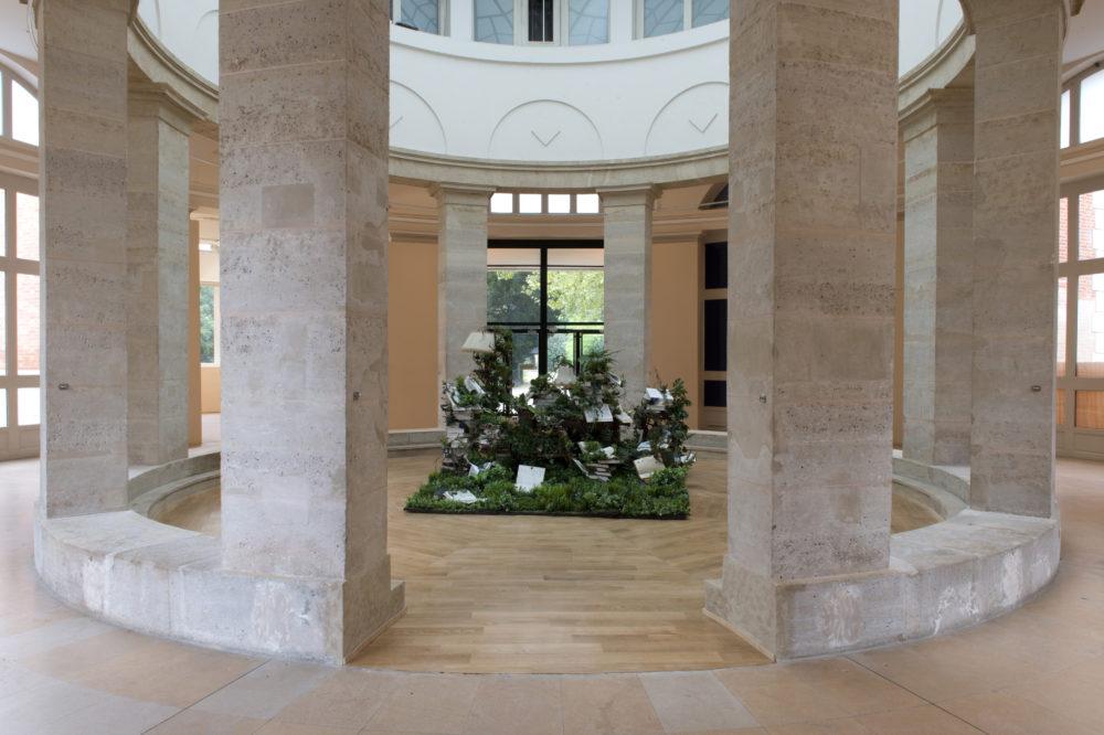 FIAC 2015 Hors les murs — Galerie Georges-Philippe & Nathalie Vallois