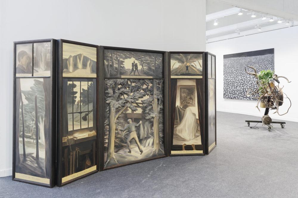 FIAC 2016 — Galerie Georges-Philippe & Nathalie Vallois