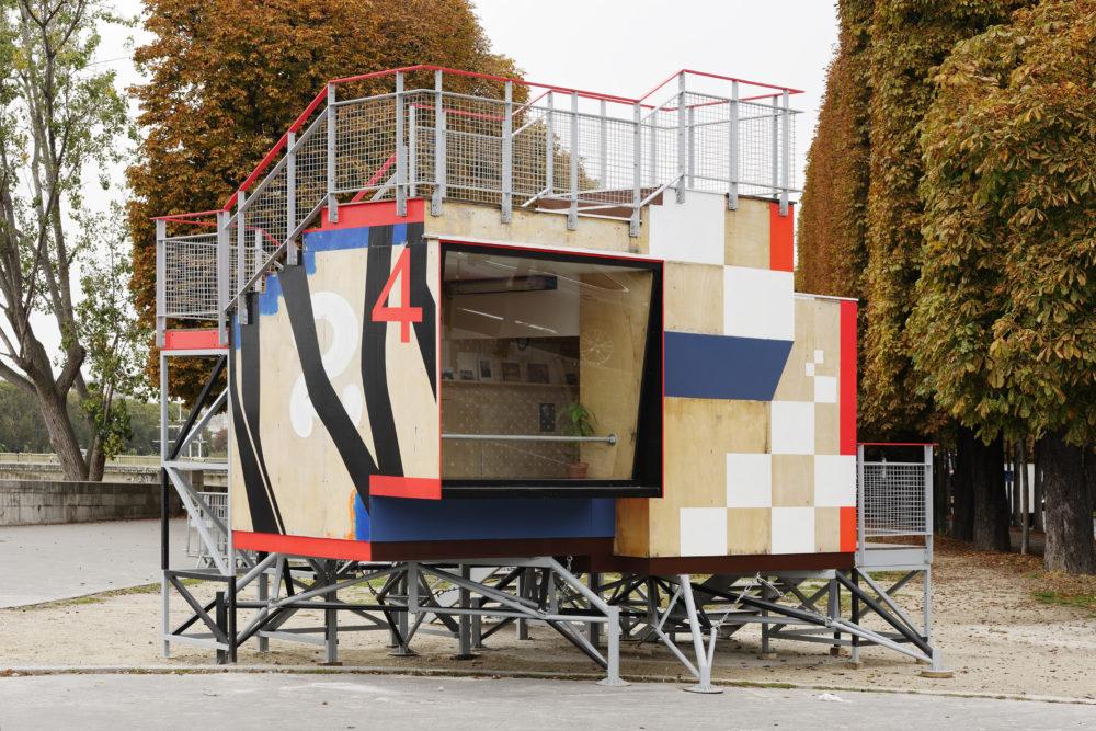 FIAC 2016 Hors les murs — Galerie Georges-Philippe & Nathalie Vallois