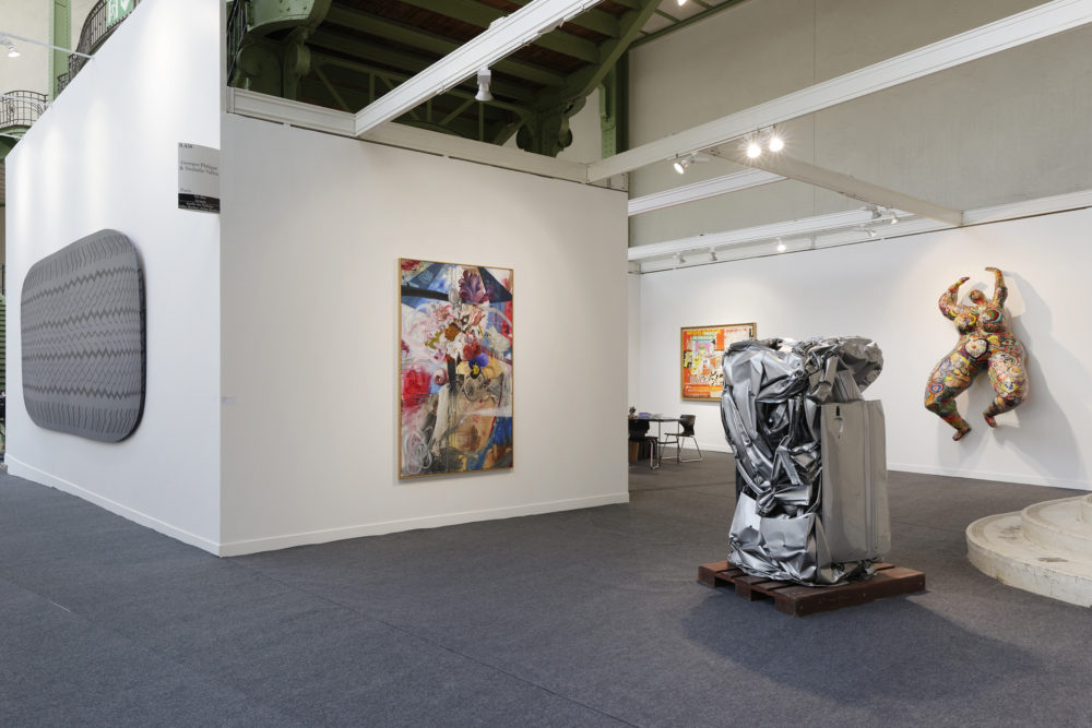 FIAC 2017 — Galerie Georges-Philippe & Nathalie Vallois