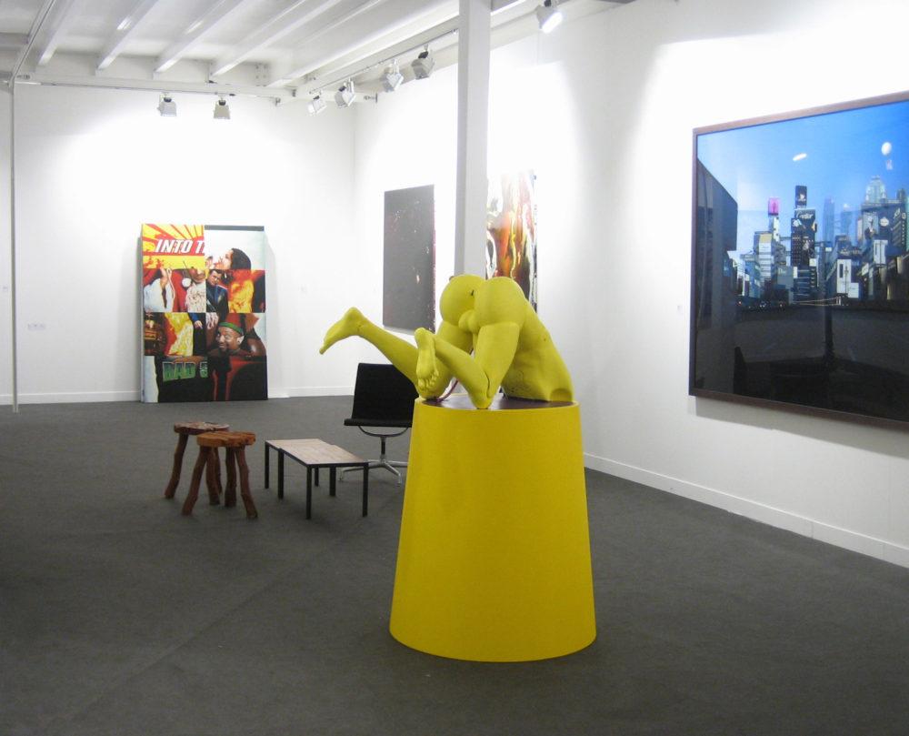 FIAC 2007 — Galerie Georges-Philippe & Nathalie Vallois