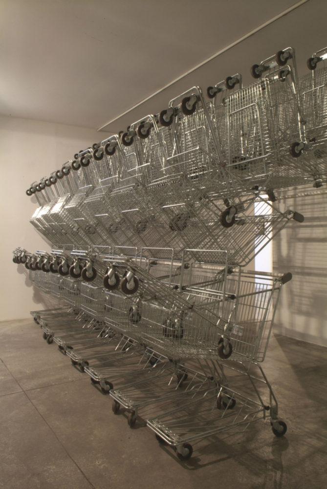 FIAC 2010 — Galerie Georges-Philippe & Nathalie Vallois