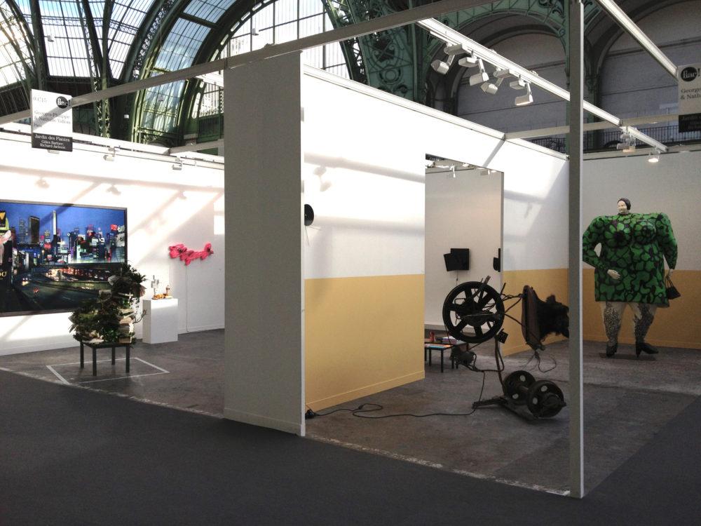 FIAC 2013 — Galerie Georges-Philippe & Nathalie Vallois