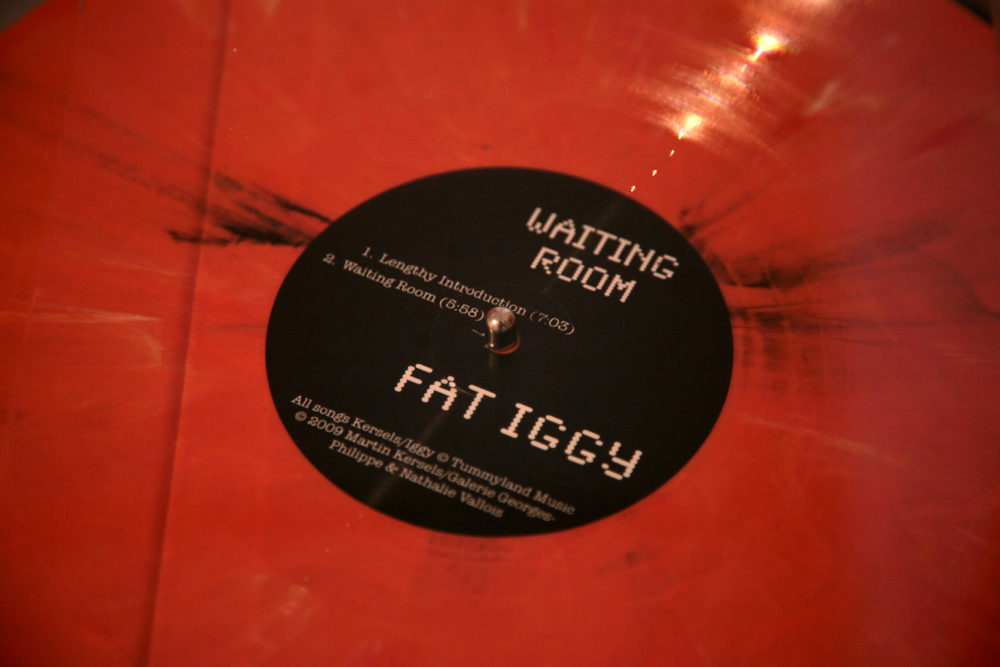Fat Iggy : Disque - Galerie Georges-Philippe & Nathalie Vallois