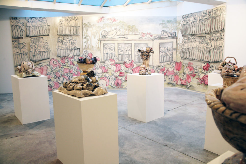 Saverio Lucariello - Galerie Georges-Philippe & Nathalie Vallois
