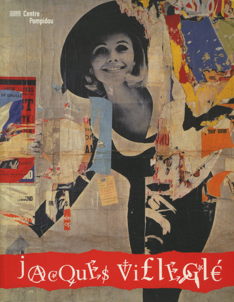 Jacques Villeglé, La comédie urbaine - Galerie Georges-Philippe & Nathalie Vallois