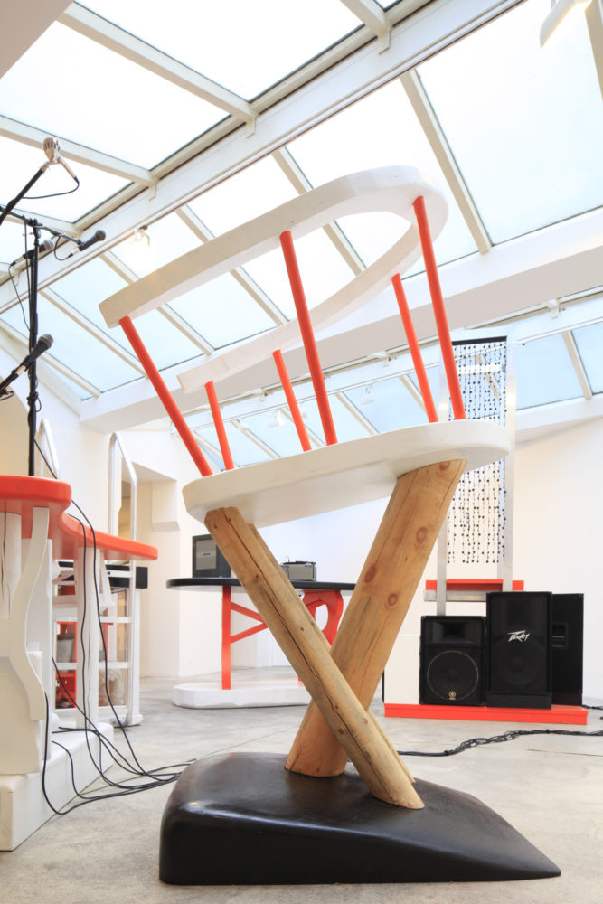 Five Songs - Galerie Georges-Philippe & Nathalie Vallois