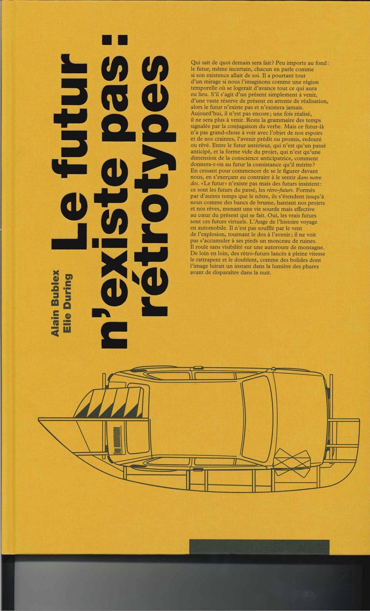 Le futur n'existe pas : rétrotypes - Galerie Georges-Philippe & Nathalie Vallois
