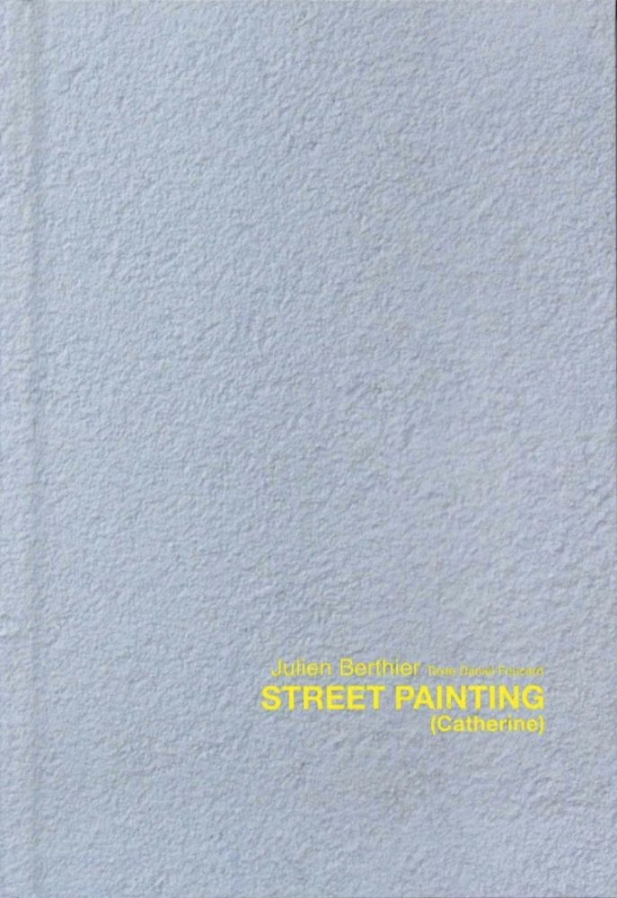 Street painting (Catherine) - Galerie Georges-Philippe & Nathalie Vallois