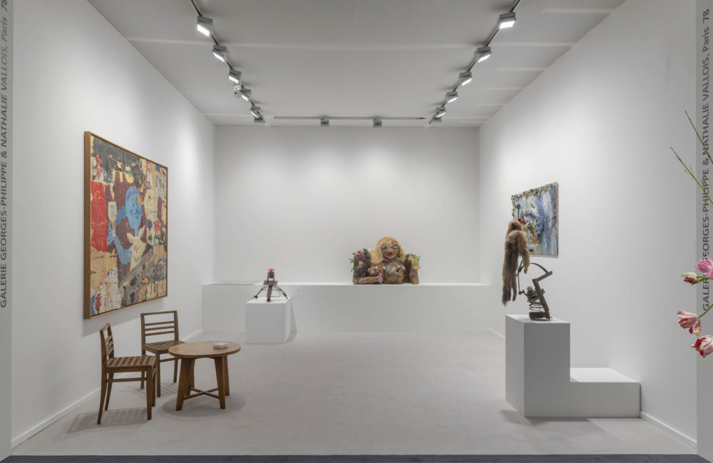 TEFAF New York 2018 — Galerie Georges-Philippe & Nathalie Vallois