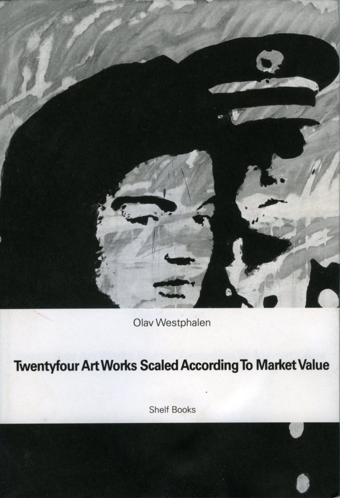 Twentyfour ArtWorks Scaled According To Market Value - Galerie Georges-Philippe & Nathalie Vallois