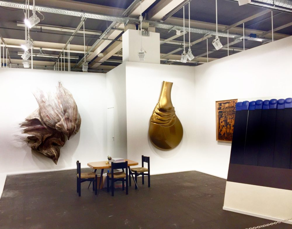 Art Basel 2017 — Galerie Georges-Philippe & Nathalie Vallois