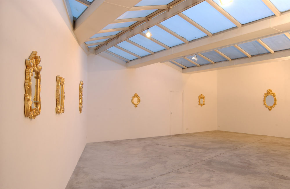 Mirrors - Galerie Georges-Philippe & Nathalie Vallois