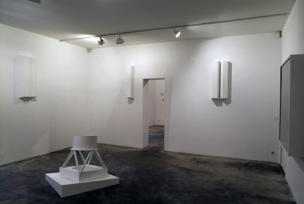 Alloy - Galerie Georges-Philippe & Nathalie Vallois