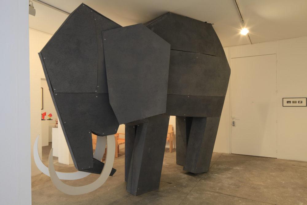 POUR LE RÉVEILLER, IL SUFFIT D'UN SOUFFLE - Galerie Georges-Philippe & Nathalie Vallois