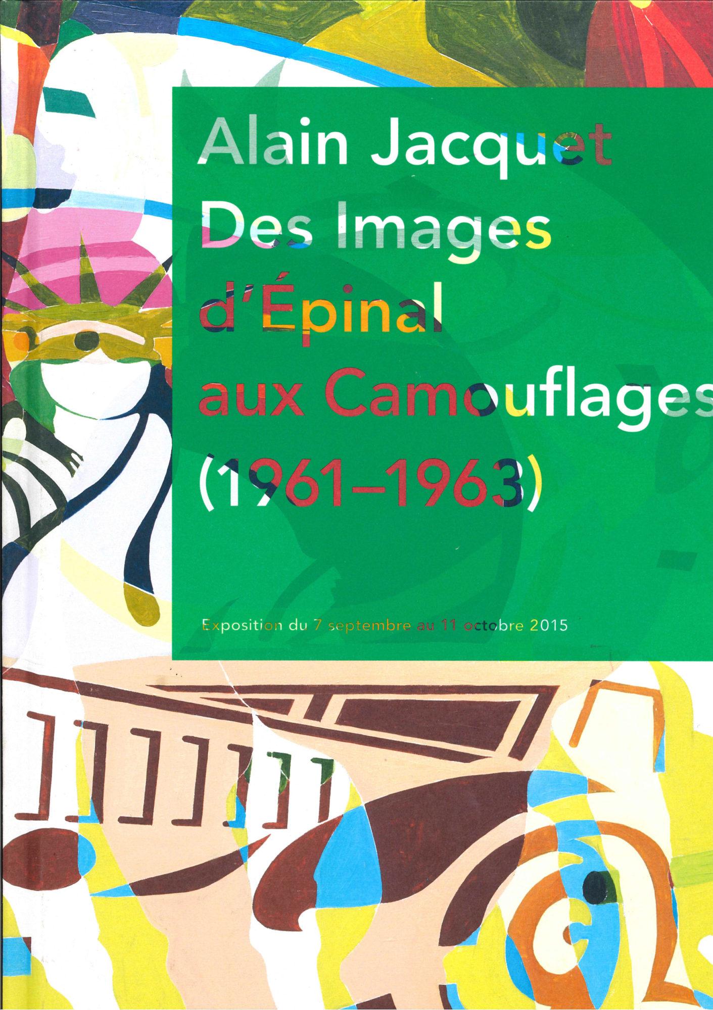 Des Images d'Épinal aux Camouflages (1961-1963) - Galerie Georges-Philippe & Nathalie Vallois
