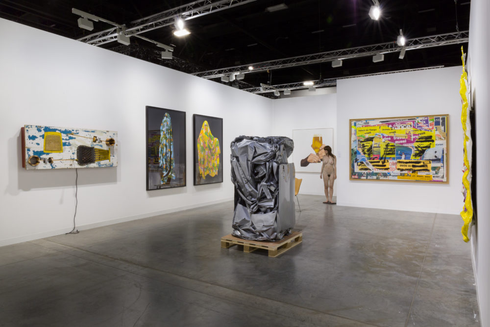 Art Basel Miami — Galerie Georges-Philippe & Nathalie Vallois