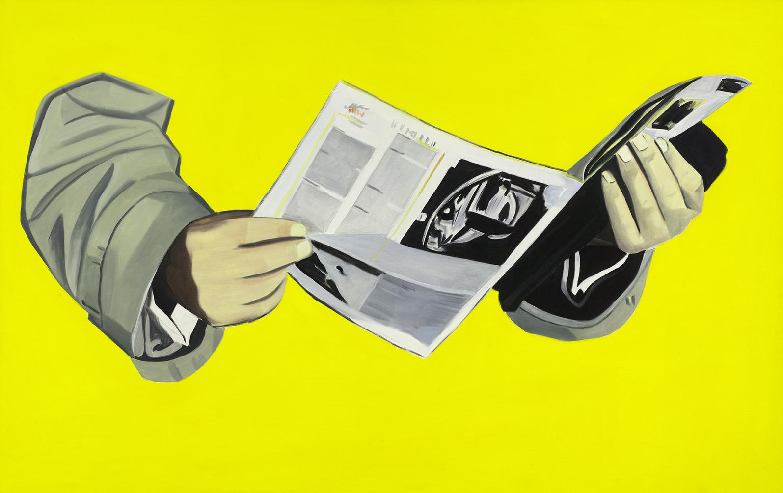 Peter Stämpfli par Alfred Pacquement — Galerie Georges-Philippe & Nathalie Vallois
