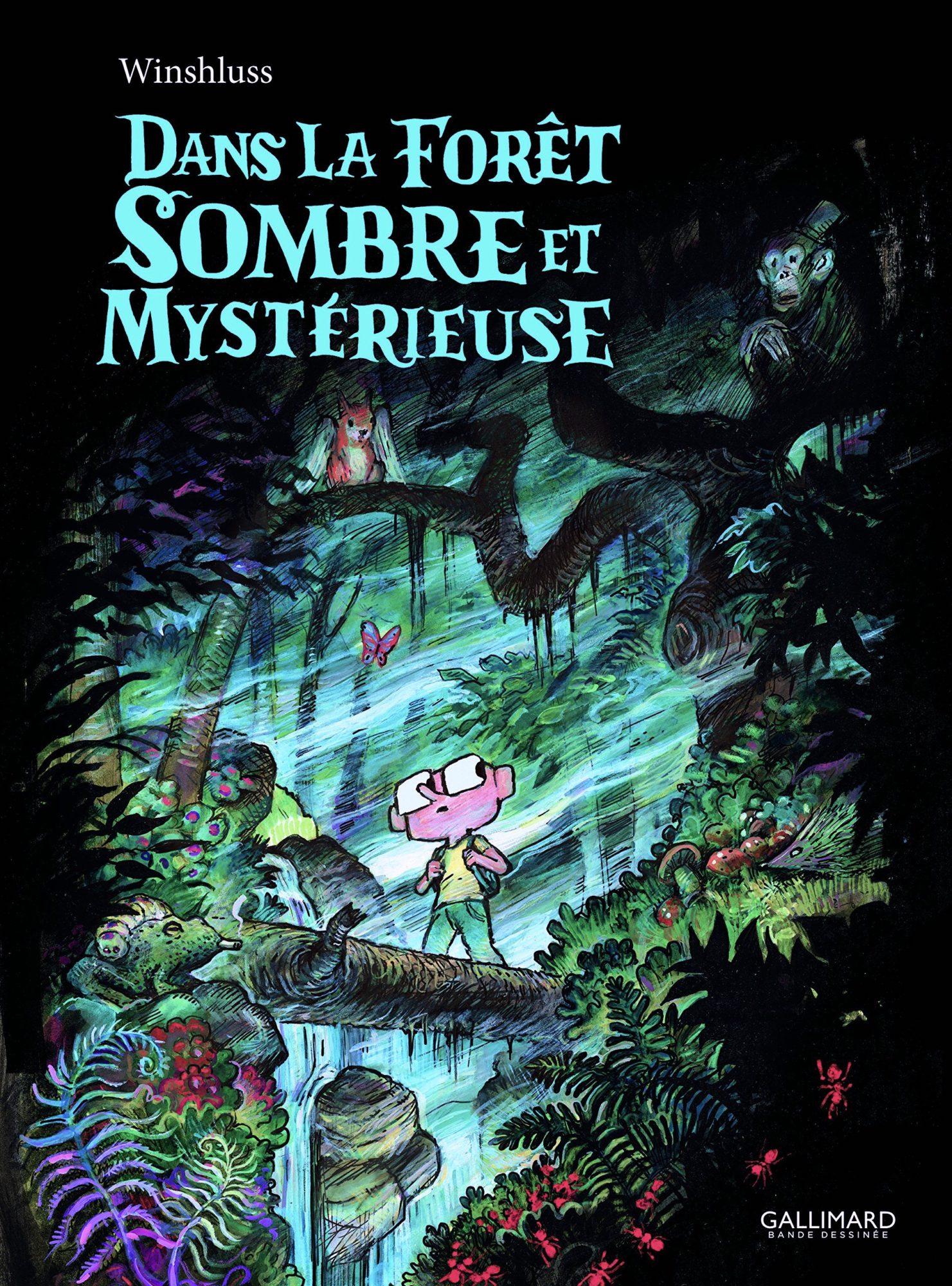 Dans la Forêt sombre et mystérieuse - Galerie Georges-Philippe & Nathalie Vallois