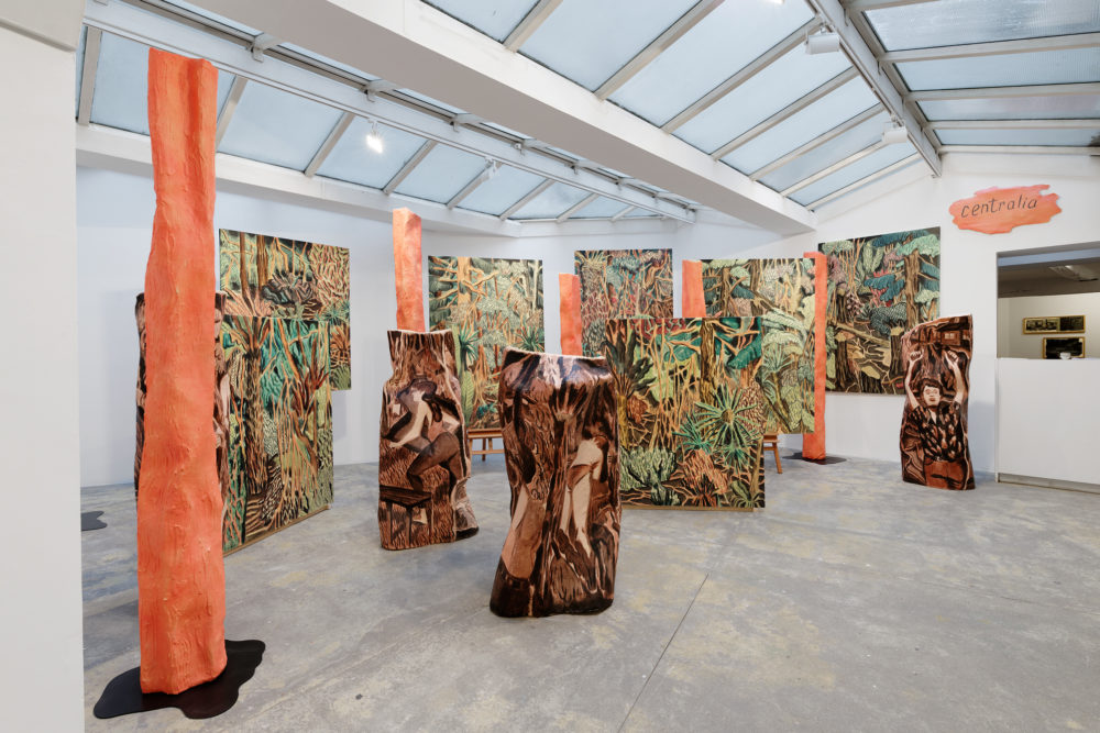 Centralia - Galerie Georges-Philippe & Nathalie Vallois