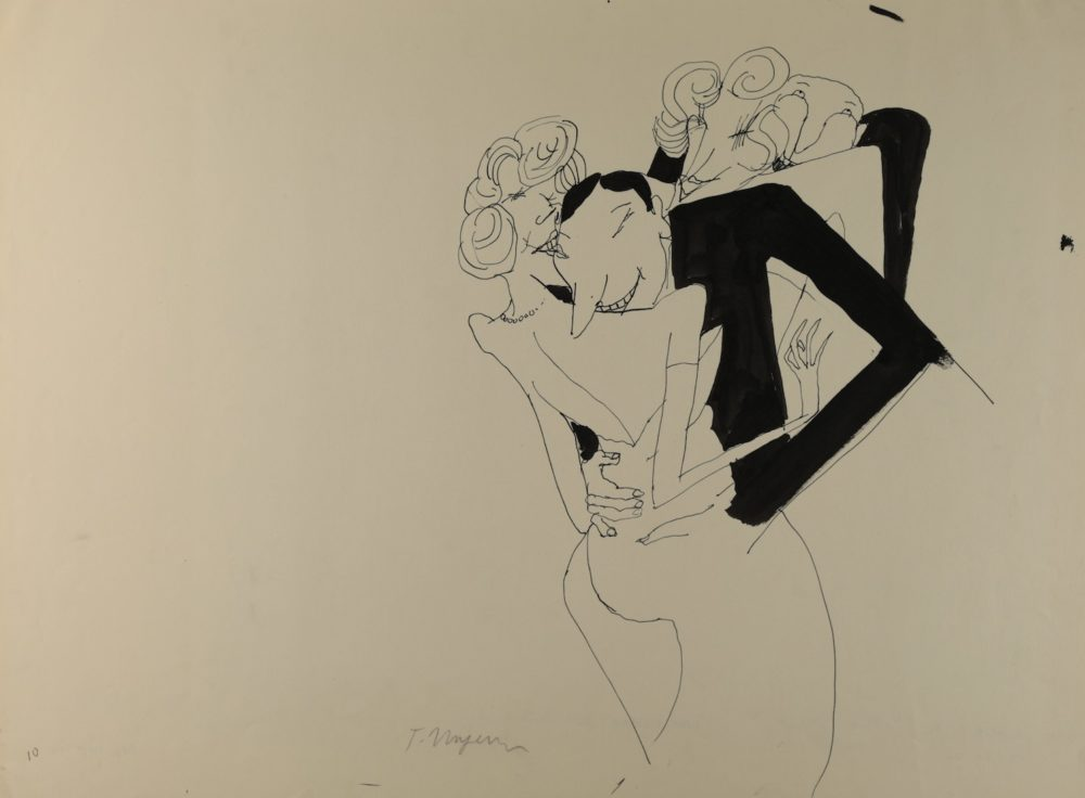 Tomi  Ungerer — Galerie Georges-Philippe & Nathalie Vallois